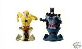SDCC 2014 DC Monogram The Reverse Flash & Thomas Wayne Batman Bust Paper... - $99.95