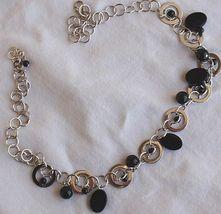 Masimoruaro oynx and silver necklace 5 thumb200