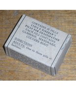 Lydia E Pinkham's Pills for Constipation Drugstore Patent Me - $14.99