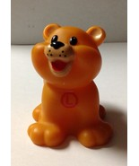 """Fisher Price Little People 2005 Zoo -McDonalds """"L"""" Baby Lion Replacement... - $2.94"""