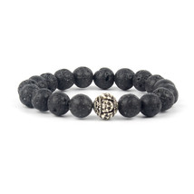 Shinus Men Bracelet Women Bracelets Jewelry Natural Stone Beads Chakra H... - $12.02