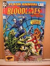 DC Comics Flash Annual Bloodline #6 (1993) - $6.29
