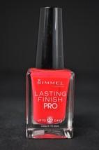Rimmel London Lasting Finish Pro Up to 10 Days Nail Polish You Pick a Color - $4.39