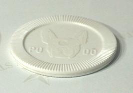 1 Blanc Po Do Podo Plastique Carte Économiseur, Guard Good Luck Boston T... - $9.28