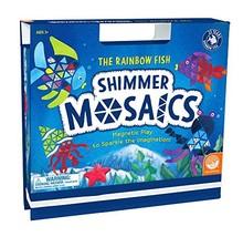 Rainbow Fish Shimmer Mosaics - $28.99