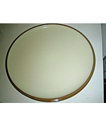 """Dansk Taupe/Tan  with Beige Center Dinner Plate 10 5/8"""" 1+1 Free - $9.99"""