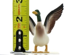 Hagen Renaker Miniature Bird Duck Mallard Papa Ceramic Figurine image 2