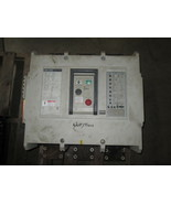 Siemens SBS4040F 4000A Frame 3000A Rated 3p 600V Breaker MO/FM w/LSIG Used E-Ok - $18,000.00