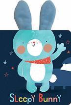 Sleepy Bunny: Board Books with Plush Ears (Snuggles) [Board book] Wilmor... - $4.95