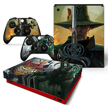 Vermintide Xbox one X Skin for Xbox one X Console and Controllers - $17.00