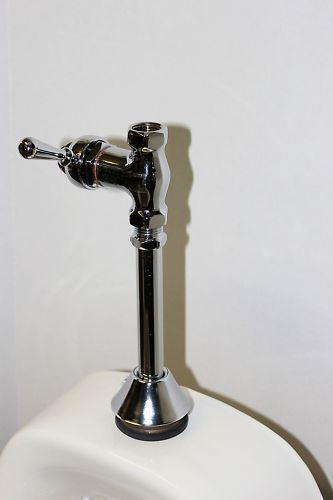 Lever Handle 90 degree Urinal Valve