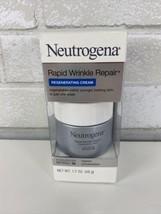 Neutrogena Rapid Wrinkle Repair Regenerating Cream 1.7 oz (48 g) NIB  - $19.95