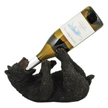 Bottle Holders, Funny Black Frisky Cub Vintage Wine Bottle Holders, Poly... - $902,77 MXN