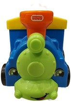 Fisher Price Little People Choo Choo Zoo Train Plays Music Sounds - $18.32