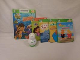 LeapFrog TAG Junior Reading System  Lot + Sesame + Diego + plus more Books - $25.03