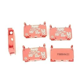 LOT OF 5 NEW LOVATO 8LM2T.C01 CONTACT BLOCKS 8 LM2T.C01 image 2