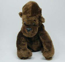 "12"" Vintage 1981 Dakin Brown Gorilla Monkey Fun Farm Stuffed Animal Plush Toy - $28.05"