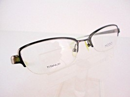 MODO TITANIUM Mod. 3108 (PEW) Pewter 49 x 18 140 mm Eyeglass Frames - $24.70