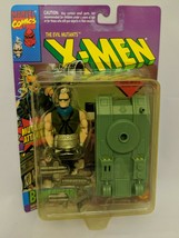 BONEBREAKER- X-MEN- EVIL MUTANTS- MARVEL- TOYBIZ 1994 MARVEL ACTION FIGU... - $14.84
