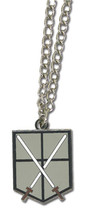 Attack on Titan 104th Cadet Corps Necklace GE35637 *NEW* - $13.99
