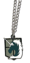 Attack on Titan Military Police Necklace GE35640 *NEW* - $13.99