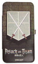Attack on Titan: Cadet Corps Hinge Wallet GE61107 NEW! - $19.99