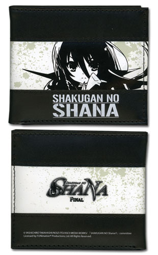 Primary image for Shana: Shana Final Black Wallet GE61701 NEW!