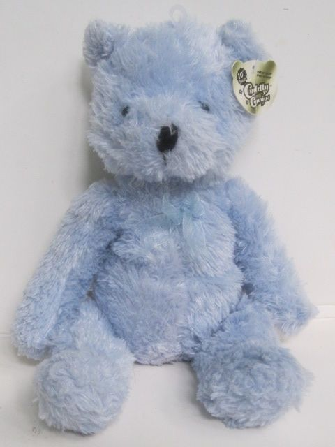 10 Cuddly Cousins Blue Bear Plush Stuffed And 9 Similar Items
