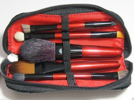 Makeup Brush Set Travel Cosmetic Brush Set - $38.00