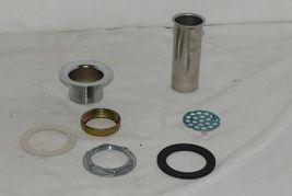 Dearborn Brass 774T Duplex Sink Strainer Brass Body Stainless Steel Strainer image 3