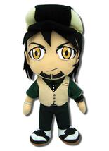 Tiger & Bunny: Kotetsu T. Kaburagi 8'' Plush GE52000 NEW! - $22.99