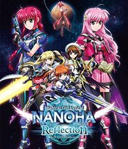 Magical Girl Lyrical Nanoha Reflection Regular Edition Blu-ray - $69.45