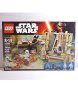 Lego Star Wars Ep 7 Force Awakens 75139 Battle on Takodana New in Sealed... - $108.85