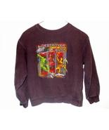 Boys Disney Brown Power Rangers Long Sleeve Sweatshirt M - $8.95