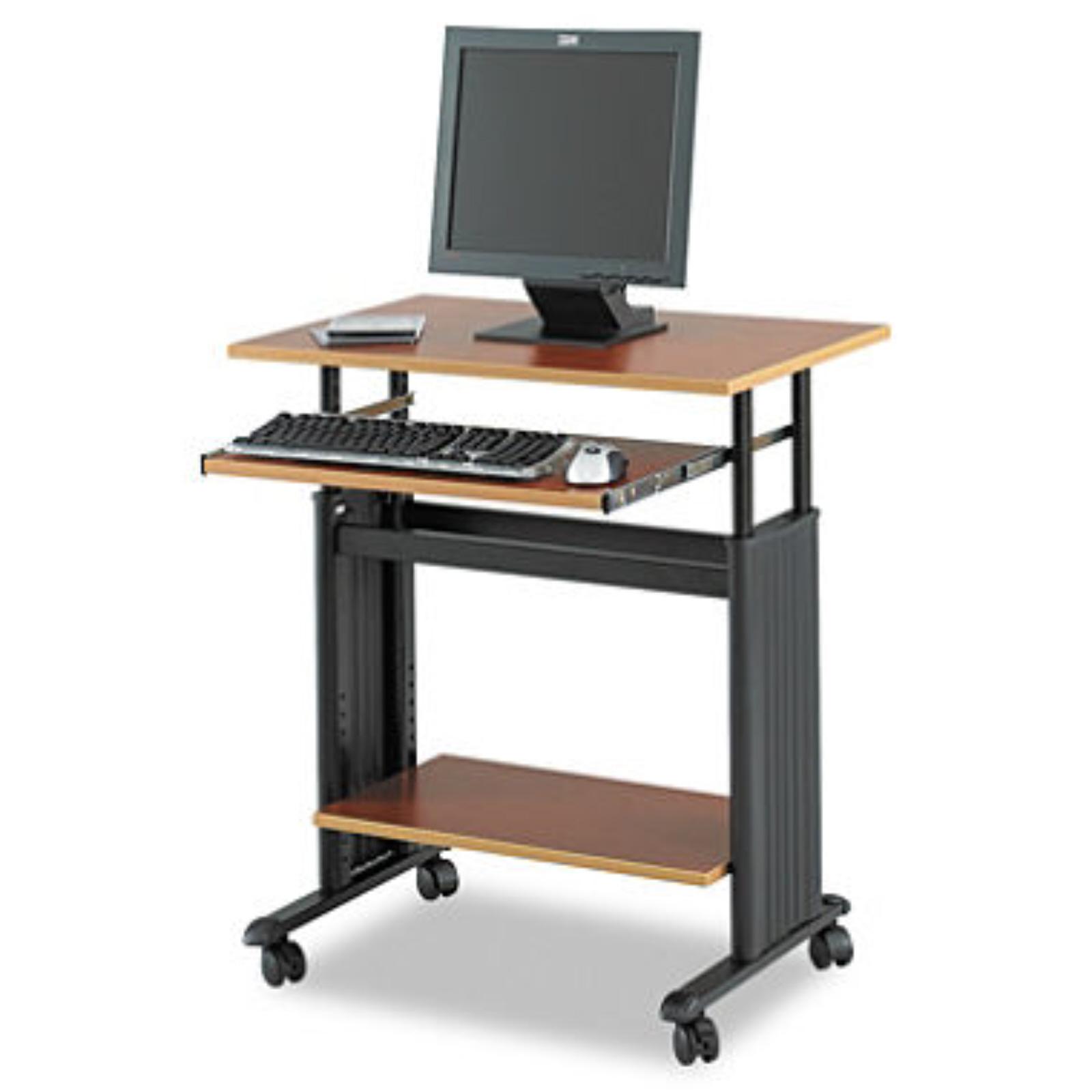 Safco 28 Wide Adjustable Computer Workstation Computer Desk Home Office New Desks Home
