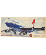 Vintage Airfix British Airways Boeing 747 Model Kit 1:144 - $56.43