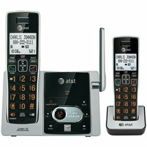 at and T CL82413 DECT 6.0 Cordless Phone with Answering System - 4 Handsets - $99.60
