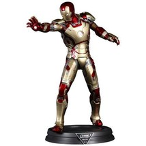 NEW POWER POSE Iron Man 3 IRON MAN MARK 42 XLII 1/6 Action FIgure Hot To... - $281.53