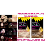 Garnier OLIA Permanent Hair Dye  Colour Cream Ammonia Free Different Shades - $12.99