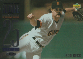 1994 Upper Deck #46 Rod Beck FUT - $0.50