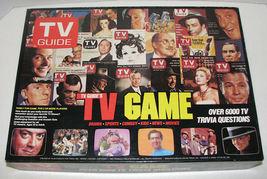 Vintage 1984 TV Guide TV Trivia Board Game  - $25.99