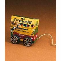 """Boyds Pull Toy """"Rainbow of Color"""" Tug Along -Crayola®-#919132 -NIB-2008 -Retired - $79.99"""