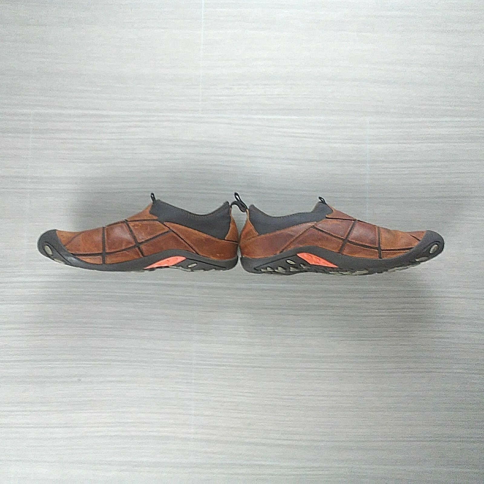 MERRELL Women's Size 9 Mosaic Spice Rust Brown Slip on