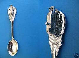 DAWSON CITY YUKON Souvenir Collector Spoon Collectible PADDLEWHEELER Boat - $6.95