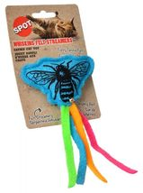 SPOT SHIMMER GLIMMER OR FELT CATNIP TOYS PLAY TURTLE BUTTERFLY FISH MOUSE image 7