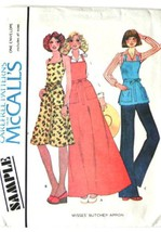 1986 SIMPLICITY PATTERN SAMPLE Sz 10-12-14 LOOSE FITTING LINED JACKET FF... - $16.72