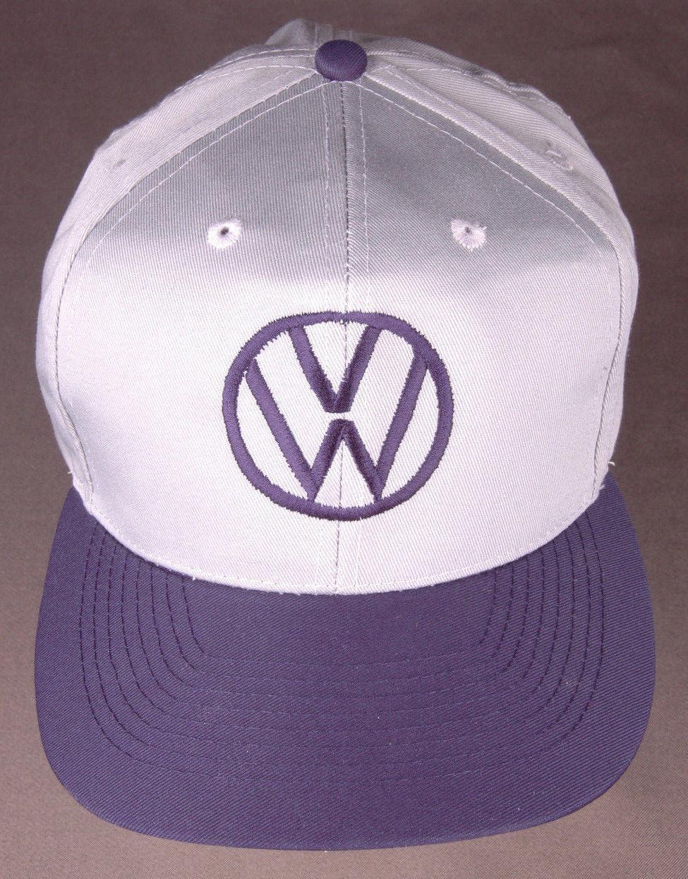 7b2e4bbb2f5cb VOLKSWAGON Hat-Snapback-Grey-Baseball Cap-Auto Garage-Embroidered Logo-