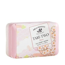 Take - Two 2-n-1 Soap Fleurs 200g - $9.49