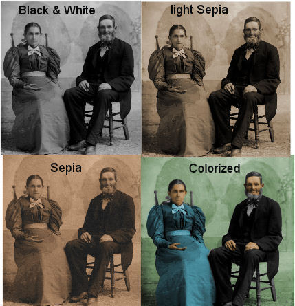Primary image for Photo Colorization Enhancement