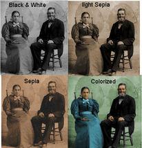 Photo Colorization Enhancement - $15.00